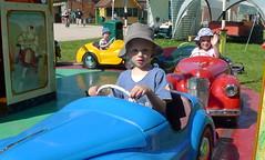 Traffic Jam (foilman) Tags: cars jasper ride poppy timothy havenstreet