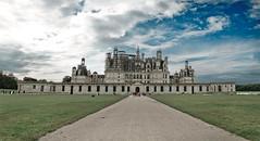 Chambord chateau (Gianlucamonaco) Tags: park flowers parco paris france castle garden skyscape valley chambord chateau tours loire castello loira giardino chenonceaux
