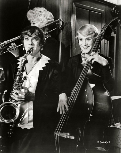 "Tony Curtis and Jack Lemmon, ""Some like it hot"" 1959"