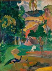 Gauguin - Matamoe