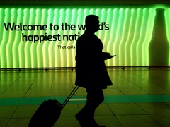"The world's happiest nation is... • <a style=""font-size:0.8em;"" href=""https://www.flickr.com/photos/60168033@N02/13217299355/"" target=""_blank"">View on Flickr</a>"