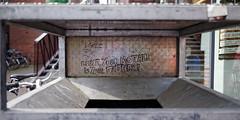 Star Wars? (Digital Adrian) Tags: street public trash pen four lumix photography graffiti star 21 g father luke wide mini olympus screen bin panasonic e micro dxo 17 wars pancake 20 asph thirds optics mft pm1