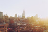 Just a cityscape of nyc (Kate Kinley) Tags: nyc travel urban sunrise buildings cityscape newyorknewyork frommybalcony