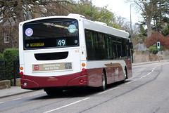 163 (Callum's Buses & Stuff) Tags: bus buses edinburgh lothian eclips lothianbuses edinburghbus eskbank b7rle sn58byp madderandwhite madderwhite