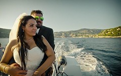 picoftheday #photooftheday #villefranchesurmer #love #justmarried #couple... (axel.arbl) Tags: love glasses boat nikon couple dress suit mariage justmarried photooftheday picoftheday villefranchesurmer d7000 uploaded:by=flickstagram axelarbl instagram:photo=12411625922619448822216059524 instagram:venuename=villefranchesurmer instagram:venue=228453086