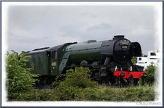 The Flying Scotsman (Missy2004) Tags: train mechanical transport memories steamtrain whatistime studio26 theflyingscotsman assignment10 pastage nikkorafs18105mm3556ged 116picturesin2016