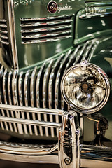 Chrysler done Right (Scosanf) Tags: trip travel classic cars museum canon reflections eos automobile texas shine naturallight automotive chrome restored sanmarcos chrysler 6d canonef50mmf14 niftyfifty