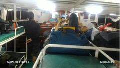 M/V LITE FERRY 5 on board (BukidBoy_31) Tags: liteferry5 liteferries liteshipping ships philippineships philippineship ship