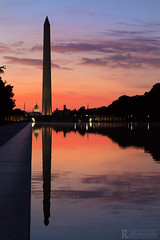 Calm Morning at the Reflecting Pool