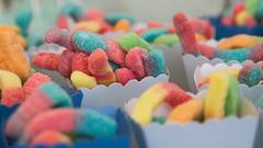 Dulce arcoiris (Javier Castanon) Tags: arcoiris azcar candies colores colorful colorido colors dulces fiesta gusano kids nios party public rainbow sugar treats worm