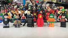 DC Characters: Serugif Emosewa (-{Peppersalt}-) Tags: city comics mirror justice dc lego chimp flash super superman master batman anarchy characters heroes league villains detective vibe onomatopoeia arkham minifigures zantana
