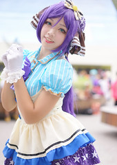 DSC01573 (-CHENG) Tags: anime cosplay coser cos a7 pf