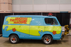 The Mystery Machine (misterperturbed) Tags: atlanticcity mysterymachine atlanticcityboardwalkcon newjerseyscoobydoo
