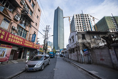 sinar massive 2 (1 of 1) (matteroffact) Tags: china tower architecture skyscraper mas nikon asia cityscape shanghai district andrew hong highrise vista sinar kou puxi hongkou supertall matteroffact rochfort andrewrochfort d800e sinarmastower