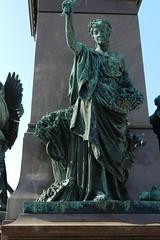 Plaza del Senado monumento a Alejandro II de Rusia Helsinki Finlandia 06 (Rafael Gomez - http://micamara.es) Tags: plaza statue del de helsinki y russia monumento centro ii senado alexander alejandro finlandia rusia