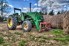 GY8A6196PM.jpg (BP3811) Tags: john farm fork equipment round hay loader tractors bale hdr deere spear 2555
