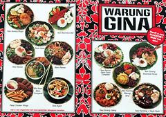 Menu Warung Gina (FotoosVanRobin) Tags: denhaag ttf malieveld pasarmalam tongtongfair ttf16