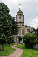St Johns Egham E6240427_02 (tony.rummery) Tags: england building church religious worship unitedkingdom faith olympus christian gathering gb congregation egham omd em10 mft microfourthirds