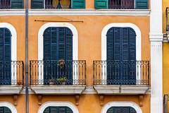 Balconies (Cameron Booth) Tags: window facade spain europe es mallorca palma majorca palmademallorca balearicislands illesbalears islasbaleares