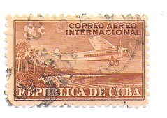 Stamps Cuba 002 (hytam2) Tags: post mail stamps stamp postage republicadecuba correoaerointernacional