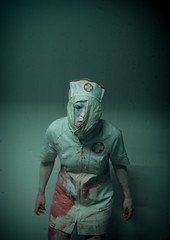 Elmsta Horror Fest 3000 shoot 03 (Kenneth Ishii) Tags: film canon onset canonef5012l canon5dmark2 horrorshoot kennethishii