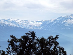 (*paz) Tags: chile winter white mountain snow cordillera