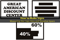 Making Signs - Copy and Negative Space (Visigraph) Tags: negativespace copyspace makingsigns