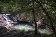 Navarra's summer lights (Zearil) Tags: naturaleza verde green nature ro forest river waterfall nikon stream selva paz valle bosque montaa navarra cascada irati elcubo d7100 itsuosin