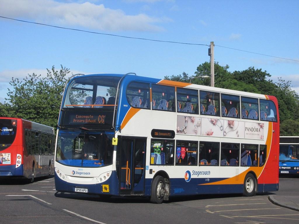 Stagecoach East Scotland 19553 SP59APU St Andrews Bus Stn on CG1 (1280x960)  (dearingbuspix
