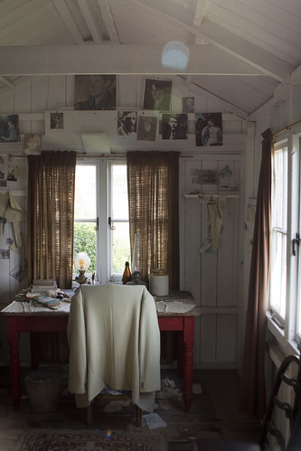 Dylan Thomas' Workshop