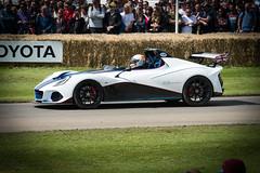 DSC_9287 (jonlarge) Tags: goodwood festival speed 2016 supercar run hill lotus 3 eleven british car manufacturer