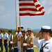 Iwo Jima veterans return to sacred ground