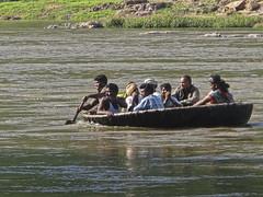 IMG_6454 (xsalto) Tags: massage tamil nadu hogenakkal barques indiennes rivirekaveri