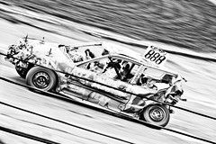 283 365 (PeterChinnock) Tags: from motion blur car race project way back day shot action stock racing 365 wimbledon circuit icm bruised battered 283 shunted intentionalcameramovement peterchinnock intenionalcameramovement