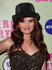 Debby Ryan Perez Hilton's Mad Hatter Tea Party Birthday Celebration held at Siren Studios Hollywood, California
