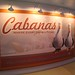 Cabanas buffet on the Disney Fantasy