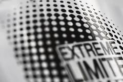 Extreme (Nitekite) Tags: macro canon perfume extreme spot dot spots dots punkt fragrance limite eaudetoilette flacon parfum punkte macromondays duftwasser nitekite