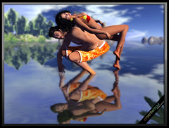 The Weight Of Love (Essential Soul Studio) Tags: secondlife couplespose essentialsoulstudionposes essentialsoul