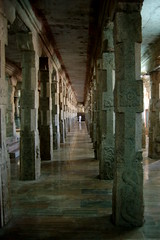 Hall of a thousand pillars