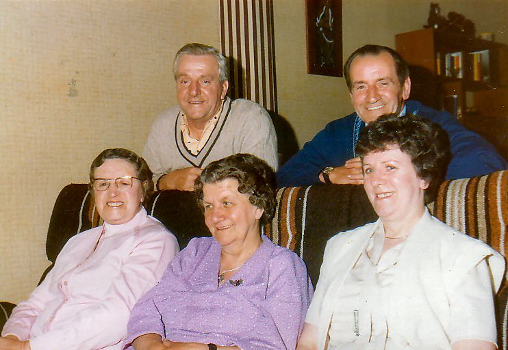 Frost Family, 1966