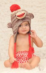 "Baby girl ""J"" (Rawan Mohammad ..) Tags: rawan mohammad 2012     baby kids chunky monkey"