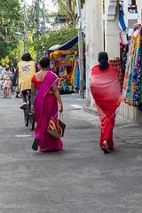 Ile Maurice - Mauritius Island (Stéphane Bazart Photography) Tags: colors island photography women fuji couleurs maurice ile mauritius stéphane femmes stephane x10 grandbaie ilemaurice bazart indiennes mauritiusisland httpwwwbazartfr