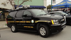 CHP Chevrolet Tahoe Command Unit (AirTrails) Tags: chevrolet police chp highwaypatrol californiahighwaypatrol