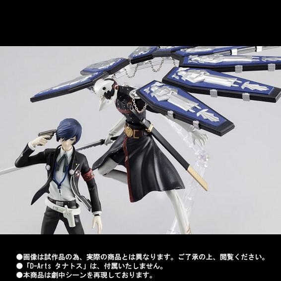 Persona3主角立體化預購開始