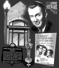 "The Jimmy Stewart Museum - Indiana, PA • <a style=""font-size:0.8em;"" href=""http://www.flickr.com/photos/39998102@N07/7142369799/"" target=""_blank"">View on Flickr</a>"