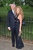 Kelly Hoppen and guest The Serpentine Gallery Summer Party held in Hyde Park - Arrivals. London, England