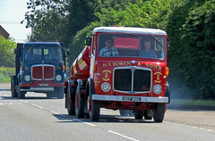 AEC Mercury and Mammoth Major (Beer Dave) Tags: classic truck mercury lorry commercial aec hgv mammothmajor bep916d aeccentenarygathering