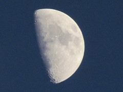 june moon (WebSphinx) Tags: moon junemoon