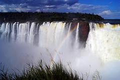 Parque Nacional Iguaz (Gafapasta Photography) Tags: travel southamerica argentina landscape puerto waterfall sony paisaje paisagem falls cataratas alpha misiones iguaz iguau travelphotography argentinien sudamrica amricadelsur sdamerika a55