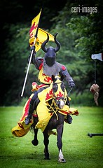 scottish knight 2 (Gareth Bryant PHOTOGRAPHY) Tags: horses canon scotland brodie medieval knights jousting moray forres morayshire canon70200f28l 50d brodiecastle